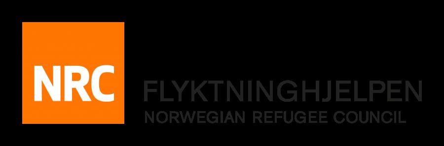 Flyktninghjelpen logo til karriereuka bjørknes høyskole