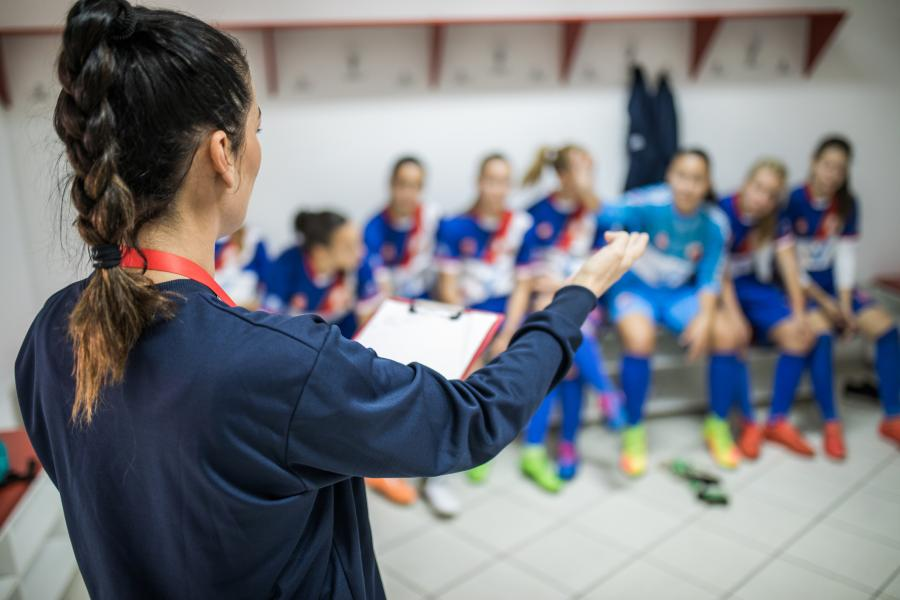 Idrettspsykologi