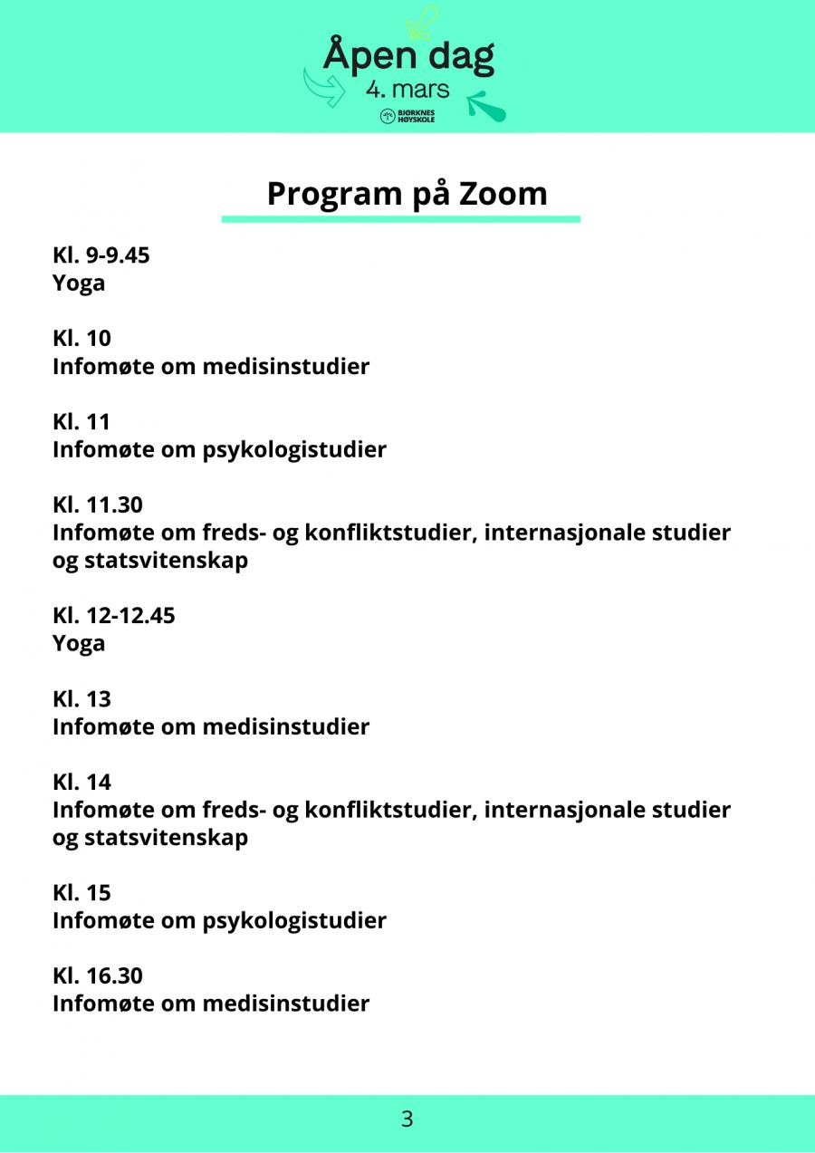 program på zoom del 3