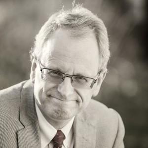 Portrettbilde av professor Henrik Syse