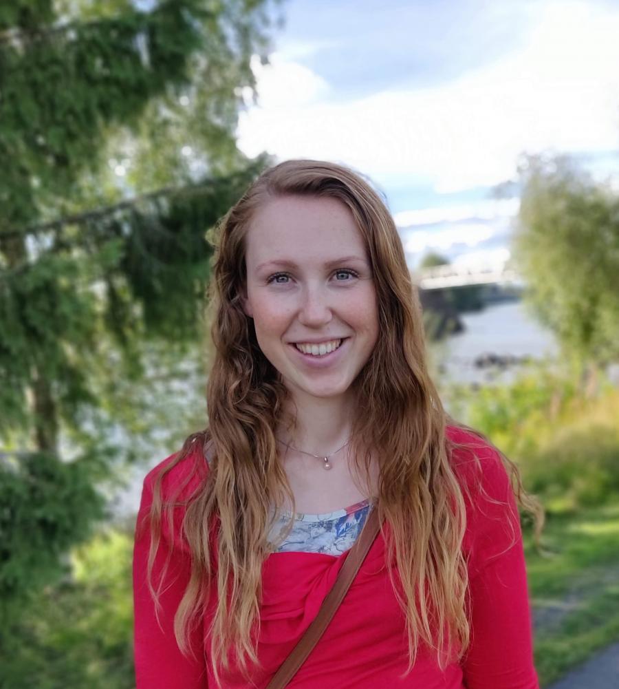 Kathine Lungård, bachelor i ernæring 2018