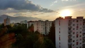 kveldsutsikt i slovakia