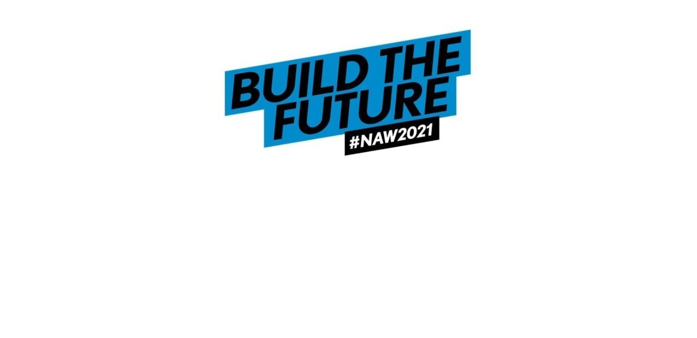 Build the future background