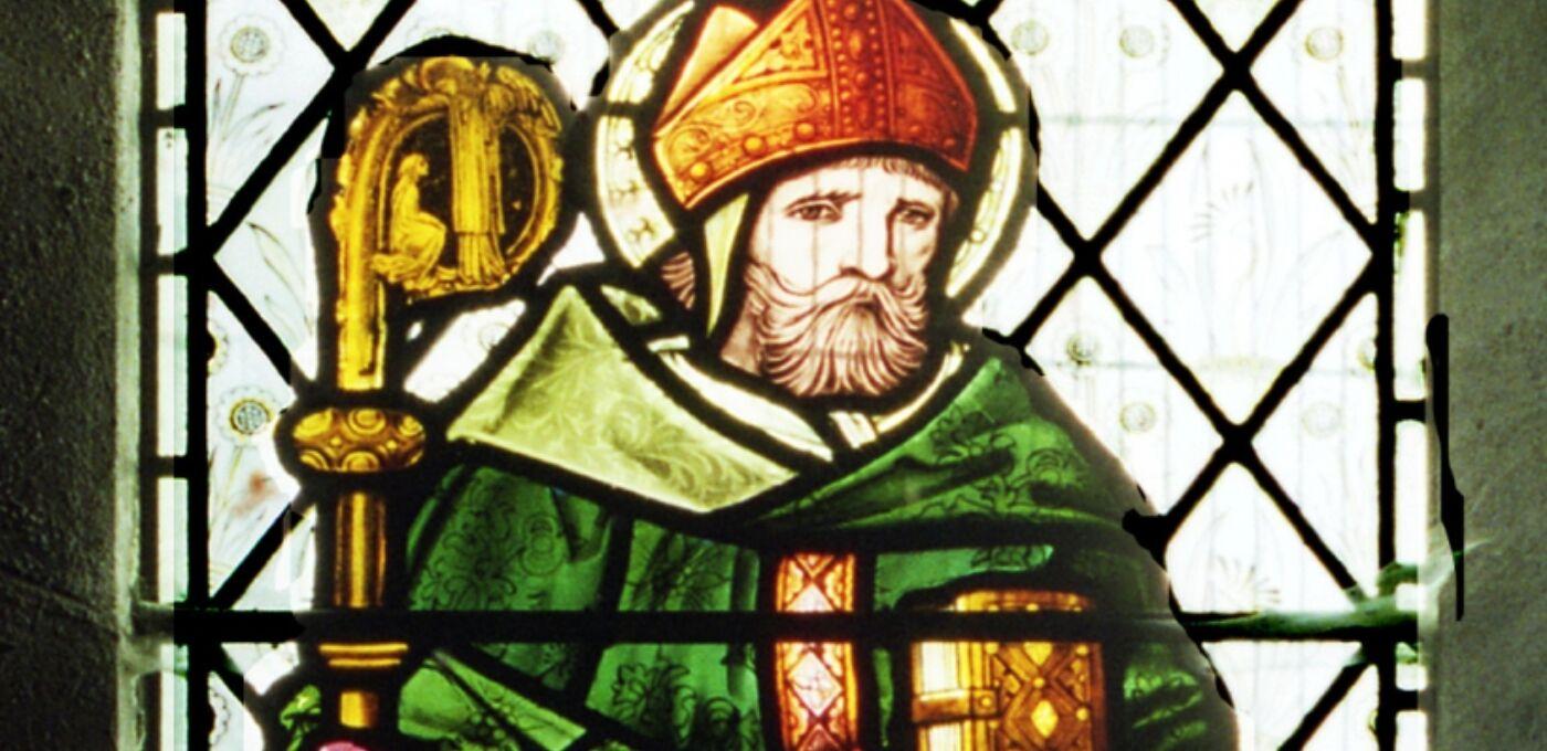 Bishop Robert Grosseteste 1896