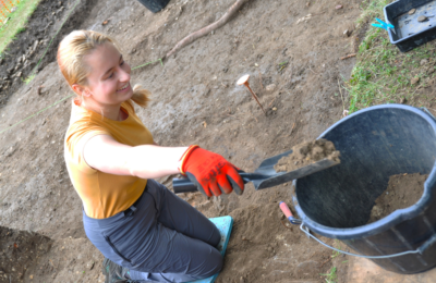 Archaeology Dig 2021 1