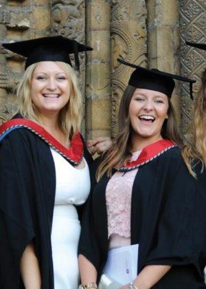 Graduation degrees