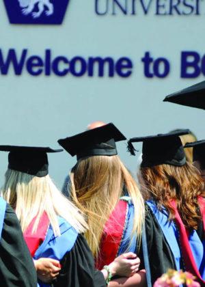 BGU students