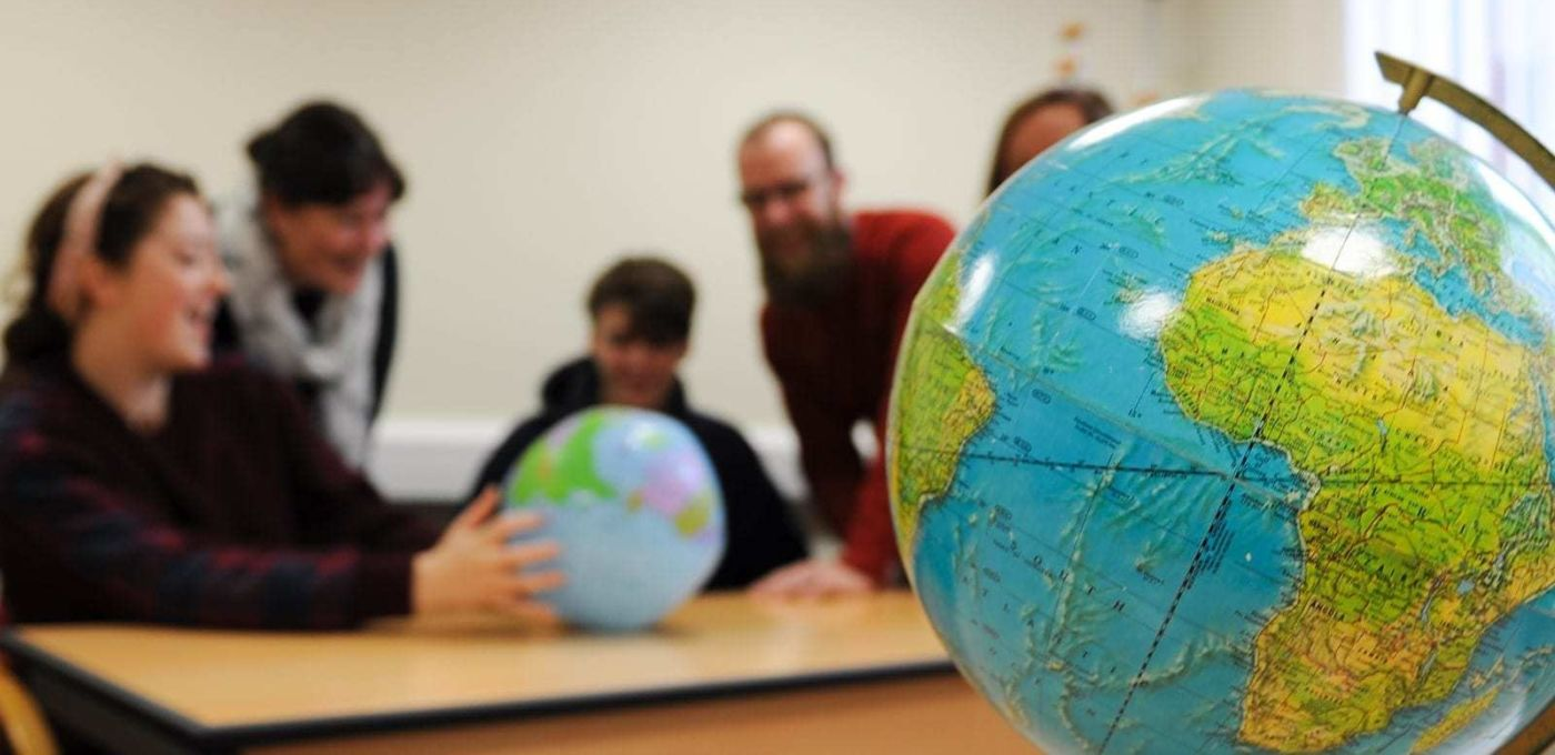 PGCE Secondary Geography