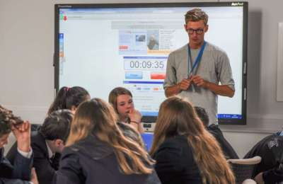 PGCE Secondary Science with Chemistry