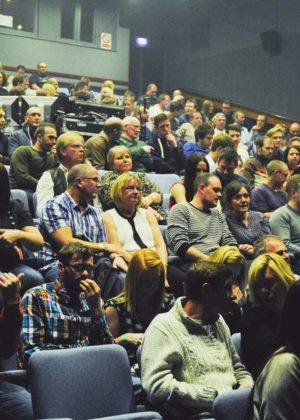 Venue crowd 2