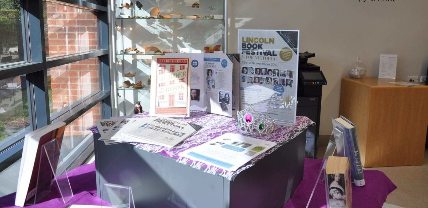 BGU Lincoln Book Fest