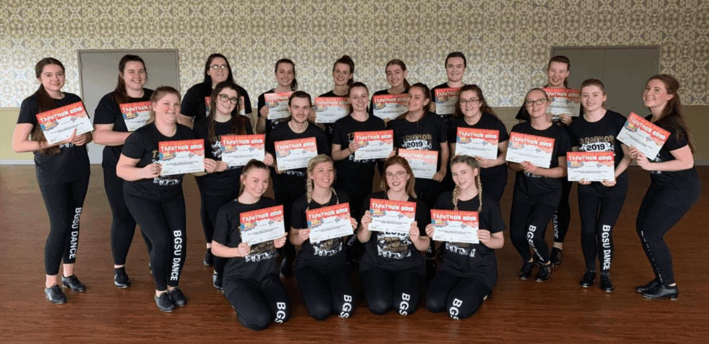 Dance Tapathon 2019