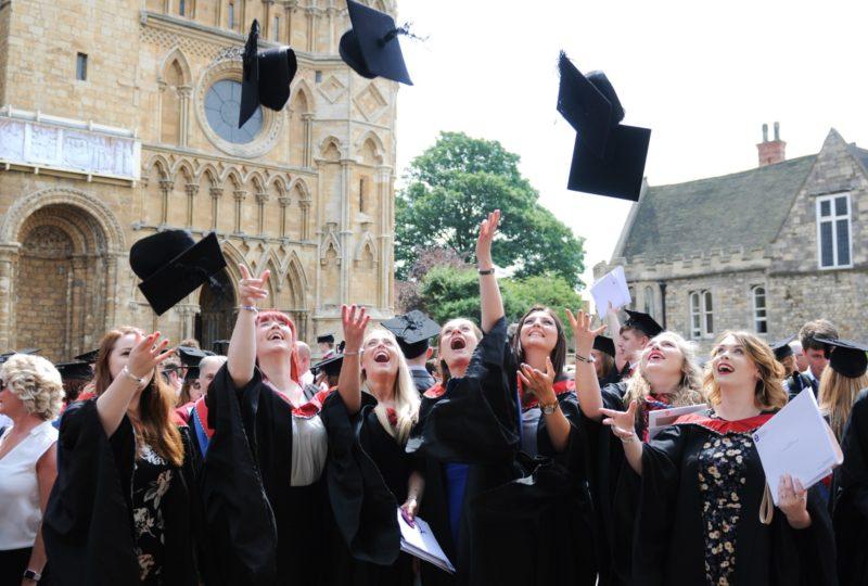 BGU Graduating Students