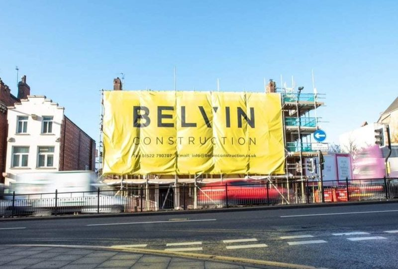 Belvin banner