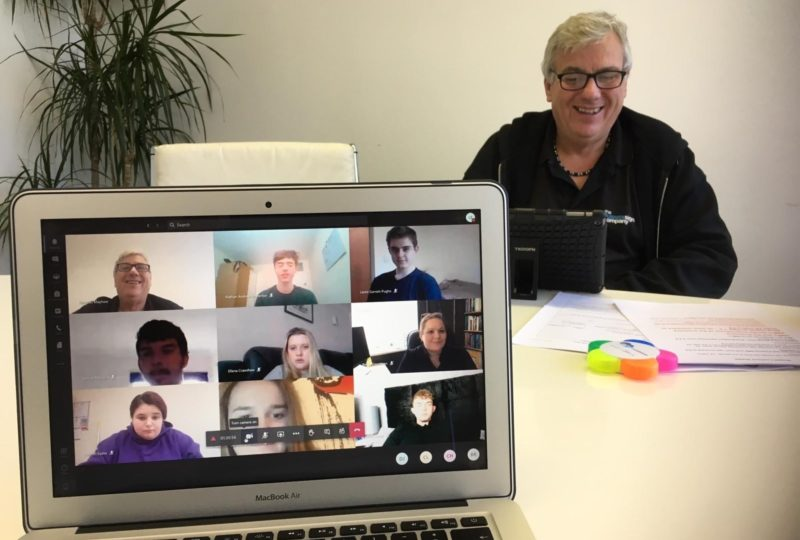 Business Virtual Session