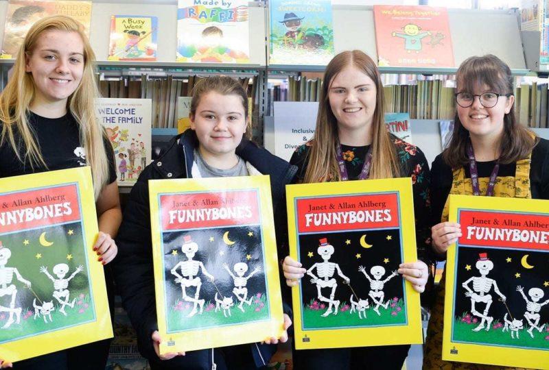 Golden ticket winners students