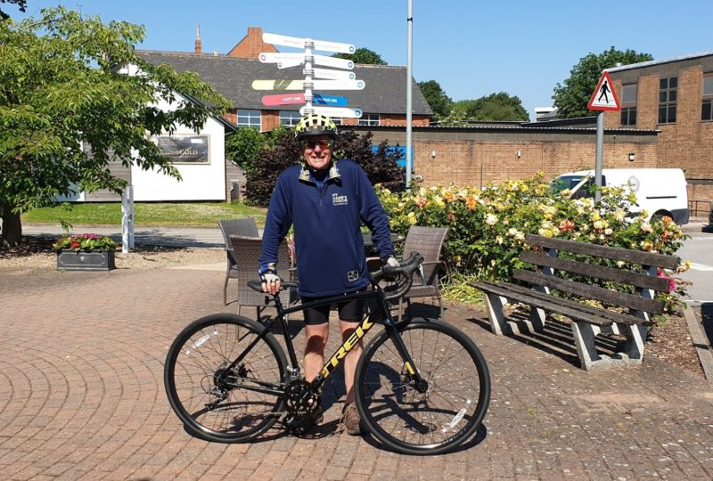Jack Cunningham Bike Photo