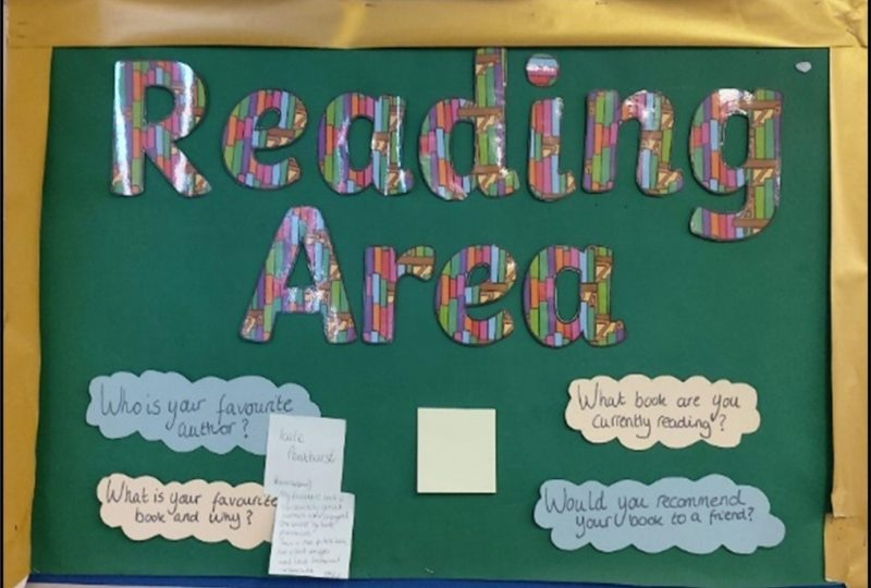 Student Reading Project