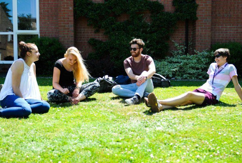 Summer Students Campus 19