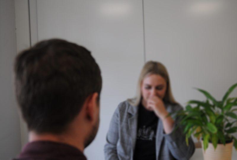 Trauma Counselling blur
