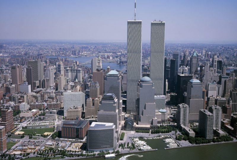 Twin Towers NYC