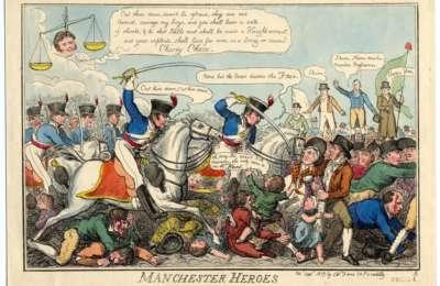 177507001 George Cruikshank Manchester Heroes