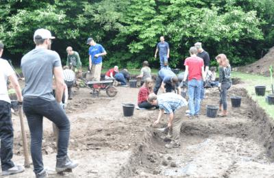 2019 Dig Team start