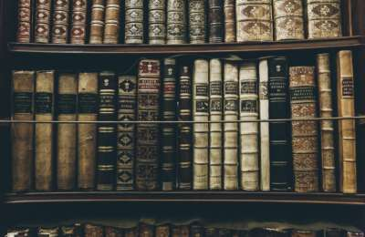 Cavendish Book Collection Unsplash