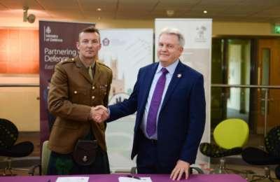RAF signing 11