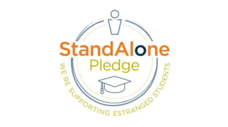 Stand Alone pledge
