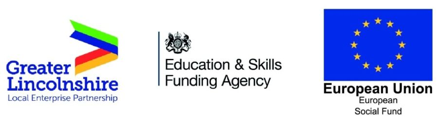 Employment skills logos