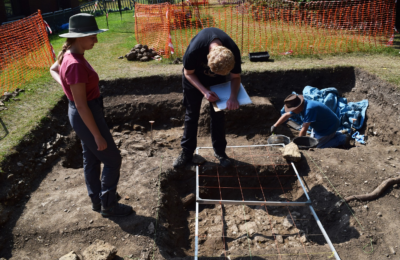 Archaeology Dig 2021 4