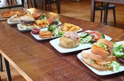 Refectory Food Photos Feb 21 1