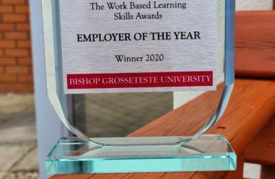 Student recruitment award