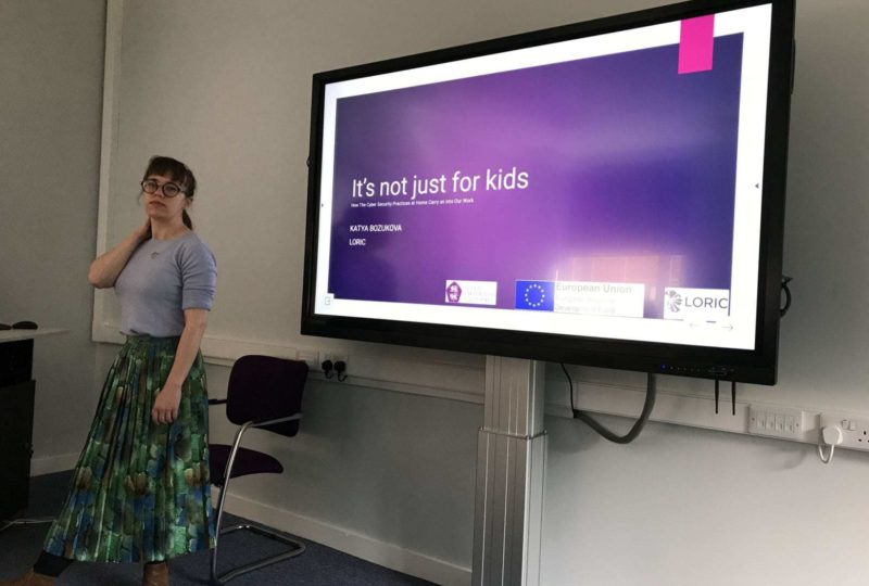 Not just for kids presentation