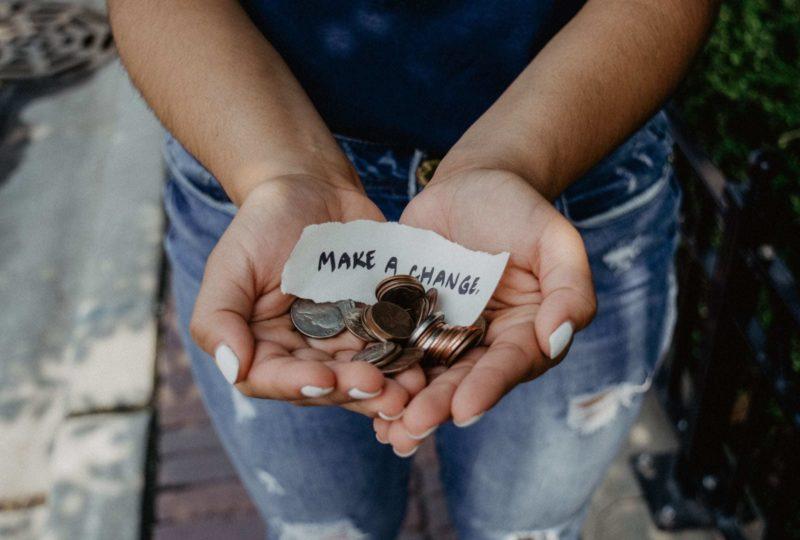 Make a change 1