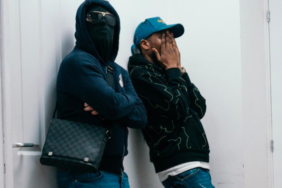 Hot UK Rap Prospects Dizzle AP and T2Frank Comes Through With Heavy Hitting 'Maya Jama'