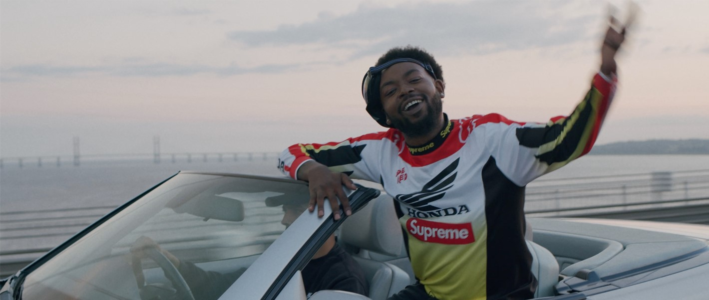 """Cardiff's Mace The Great Takes Us Around """"My Side Of The Bridge"""" In Fresh Visuals"""