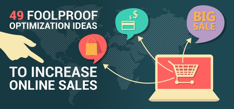 Ideas to increase online sales
