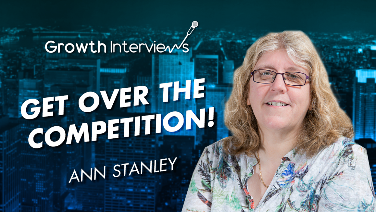 Ann Stanley win the marketing competition