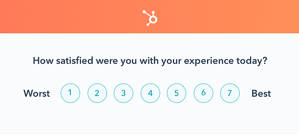 survey experience satisfaction