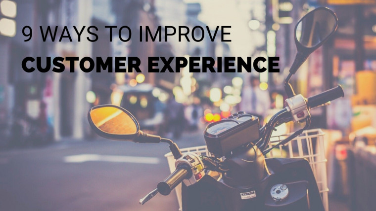 how to improve customer experience