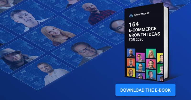 164 ecommerce growth ideas ebook