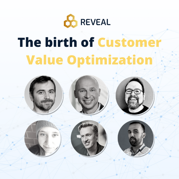 reveal launch customer value optimization omniconvert speakers