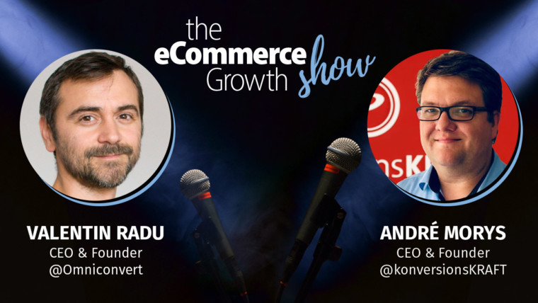 Andre-Morys ecommerce growth show