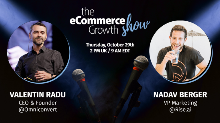 How to generate more revenue within your store with Gift Cards with Nadav Berger