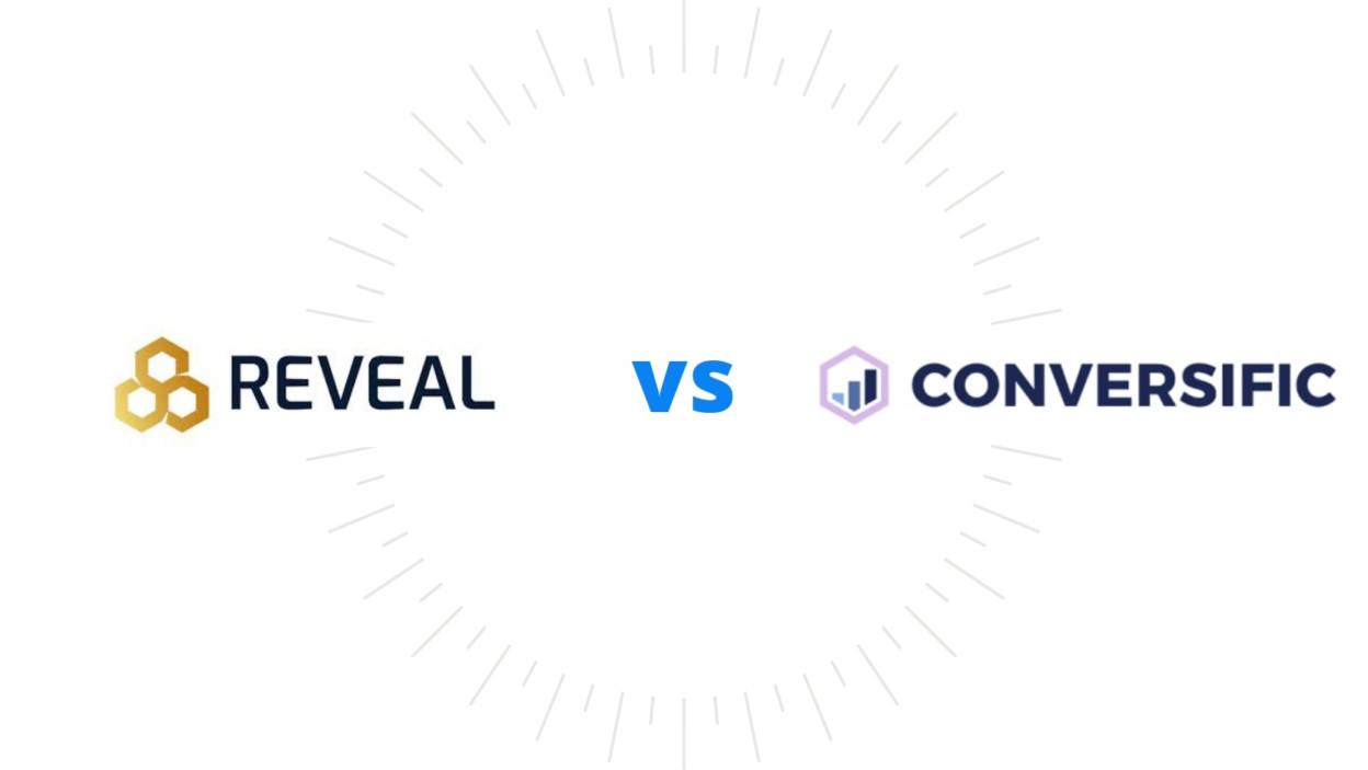 reveal vs conversific