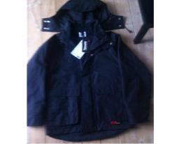 arbejds thinsulate jakke med reflex blå rob roy