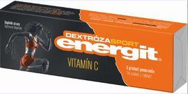 Energit Dextróza sport Vitamín C