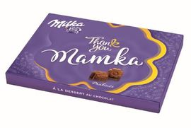 Milka Thank you Mamka